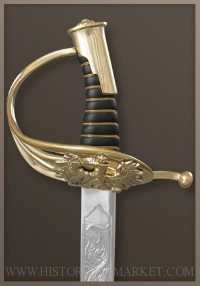 Sabre of soldiers of Duchy of Warsaw XIX c.