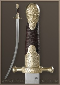 11th c. sabre of Karol Wielki