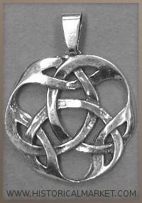 Celtic pendent